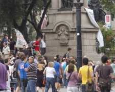 Barcelona Indignados 19-Jun-2011 - 03
