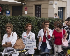 Barcelona Indignados 19-Jun-2011 - 05