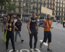 Barcelona Indignados 19-Jun-2011 - 08
