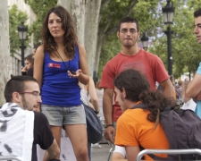 Barcelona Indignados 19-Jun-2011 - 12