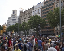 Barcelona Indignados 19-Jun-2011 - 19