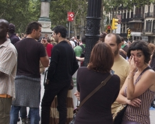 Barcelona Indignados 19-Jun-2011 - 21