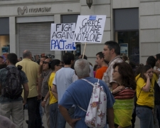 Barcelona Indignados 19-Jun:2011 - 01